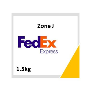 Zone J (1.5kg) - Fedex Voucher