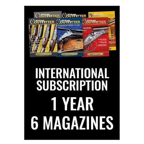 1 Year Subscription - Europe(F)