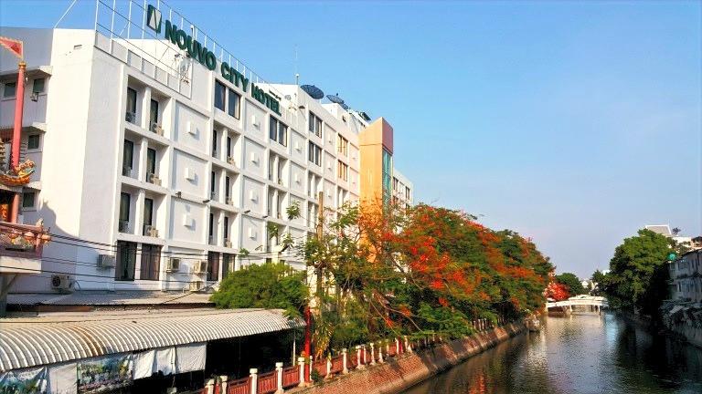 O Nuovo City Hotel em Bangkok