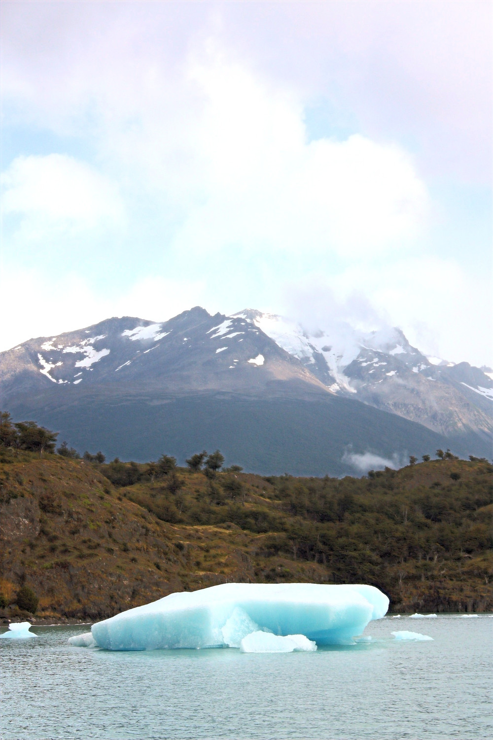 Iceberg no Lago Argentino