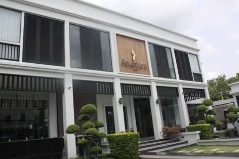 Hotel Aruntara em Chiang Mais - Tailândia