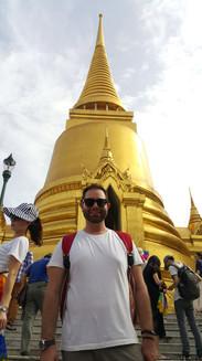 Um dos templos do Grand Palace