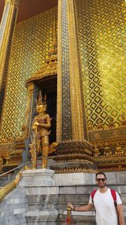 O Grand Palace não é lindo?