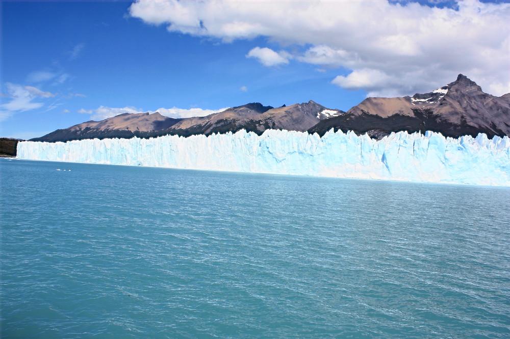 Perito Moreno - A muralha de gelo