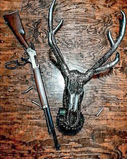 Metal Art War & Replicas Sculptures gun