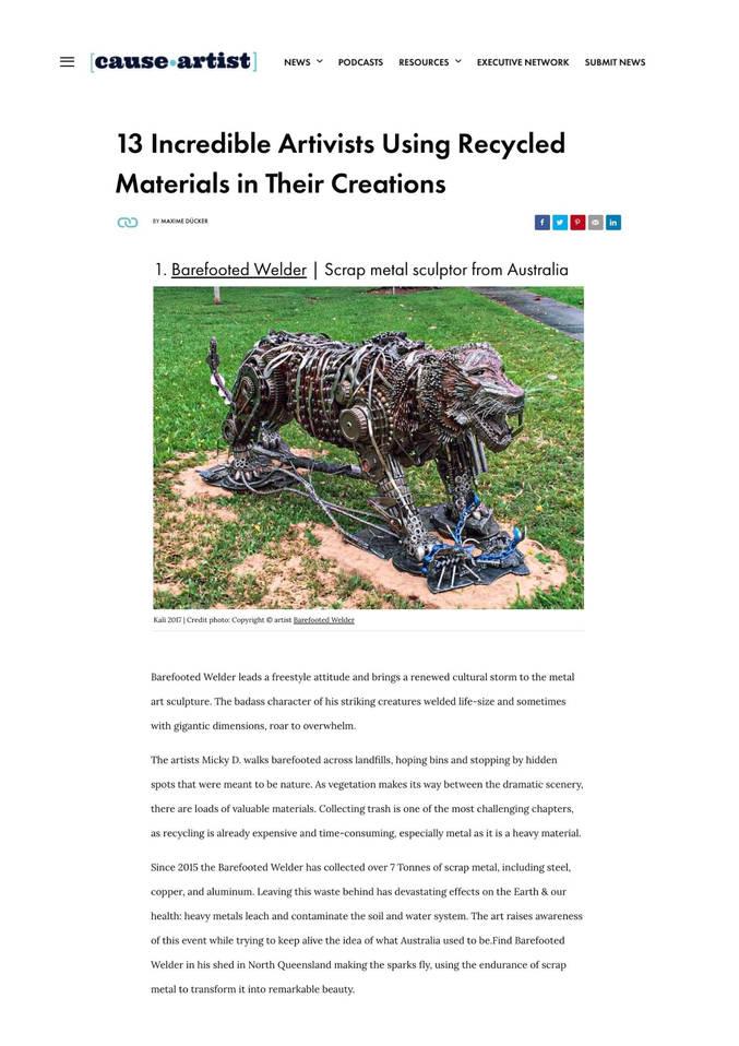 Barefooted-welder-PR-press-Metal-art-scu