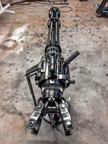 Metal Art War & Replicas Sculptures tommy gun