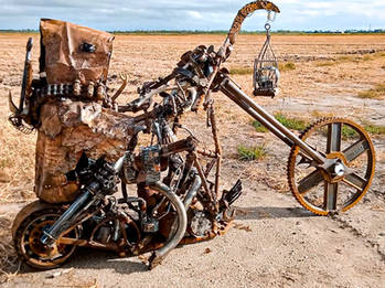 Metal Art Sculptures for Events & Hire