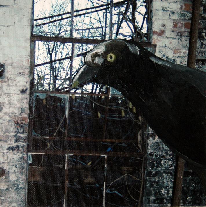 Bynum Mill - Crow