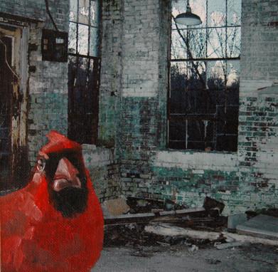 Bynum Mill - Cardinal