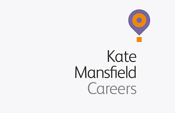 Kate Mansfield logo design