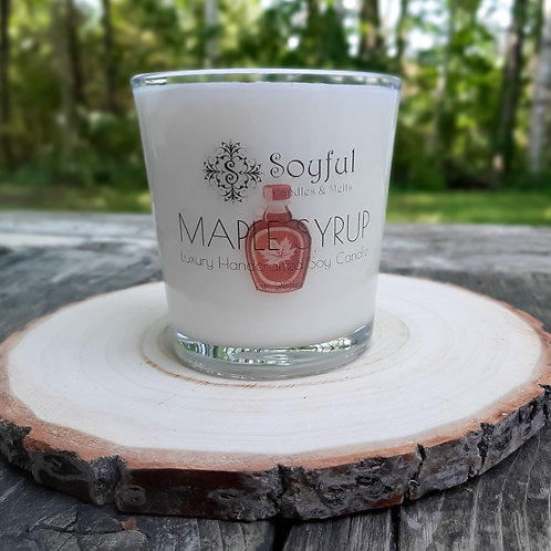 Maple Syrup Soy Candle 13 oz