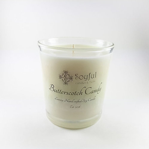 Butterscotch Candy Soy Candle 13 oz