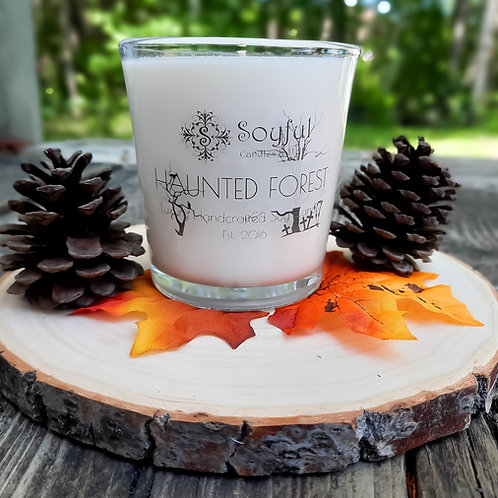 Haunted Forest Soy Candle 13 oz