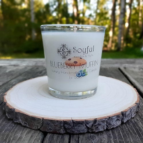 Blueberry Muffin Soy Candle 13 oz