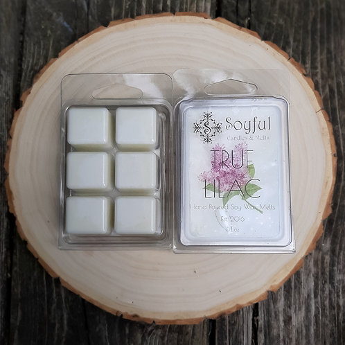 True Lilac Soy Melts