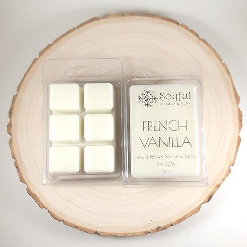 French Vanilla Melts