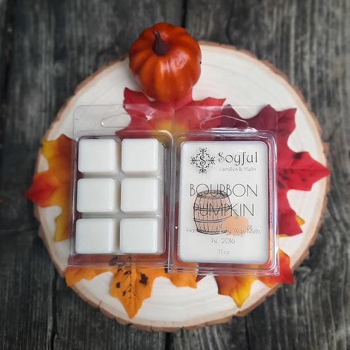 Bourbon Pumpkin Soy Melts