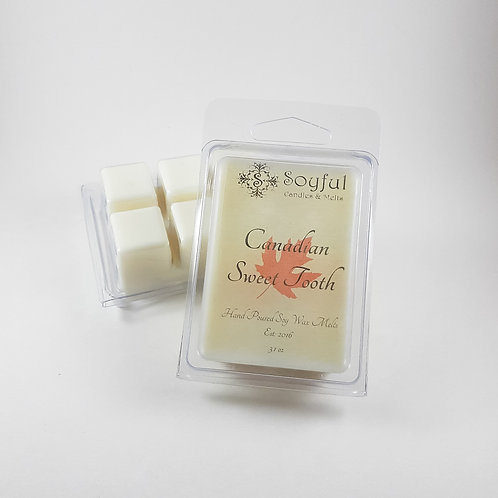 Canadian Sweet Tooth Wax Melts