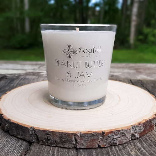 Peanut Butter & Jam Soy Candle 13 oz