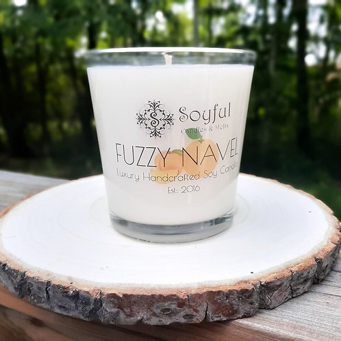 Fuzzy Navel Soy Candle 13 oz