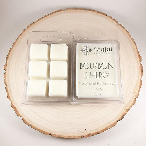 Bourbon Cherry Soy Melts