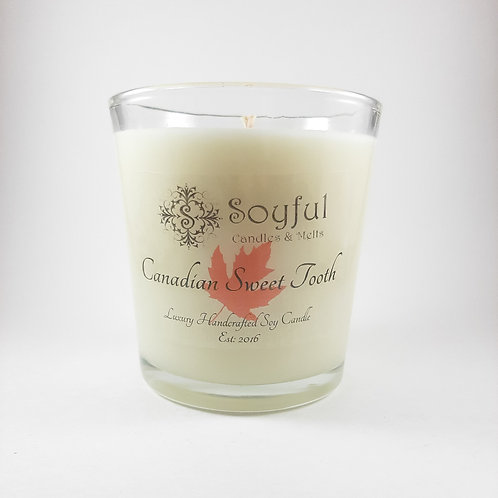 Canadian Sweet Tooth Soy Candle 13 oz