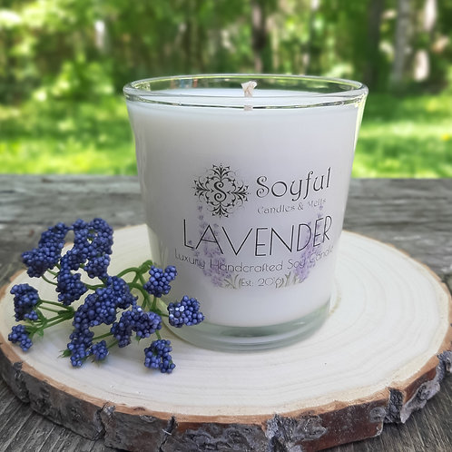 Lavender Soy Candle 13 oz