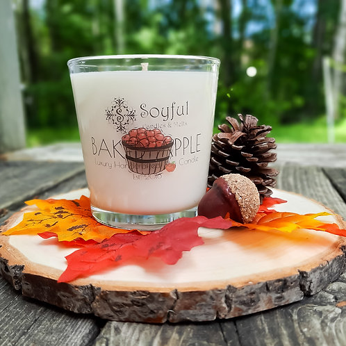 Baked Apple Soy Candle 13 oz