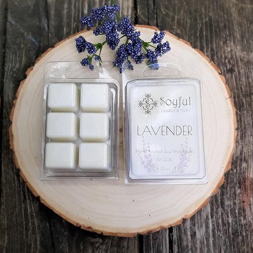 Lavender Soy Melts