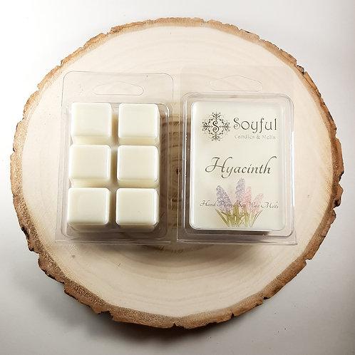 Hyacinth Soy Melts