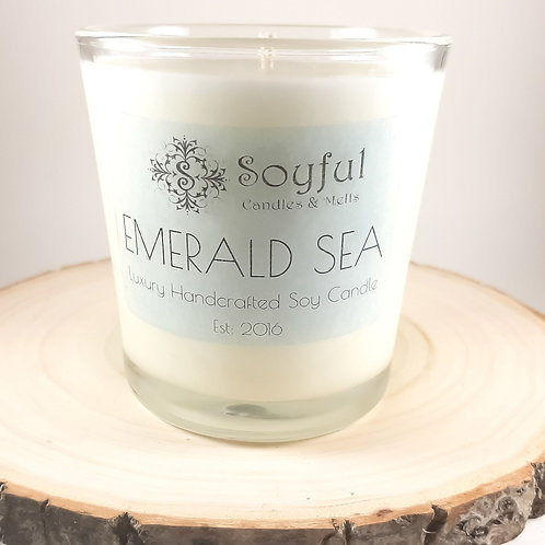 Emerald Sea Soy Candle 13 oz