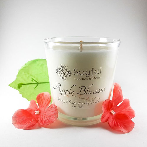 Apple Blossom Soy Candle 13 oz