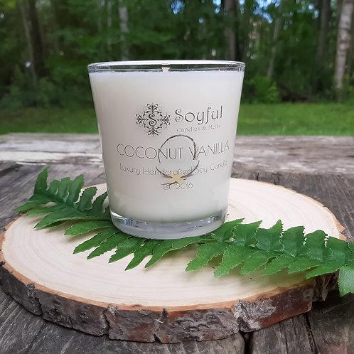 Coconut Vanilla Soy Candle 13 oz