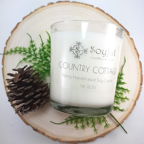 Country Cottage Soy Candle 13 oz