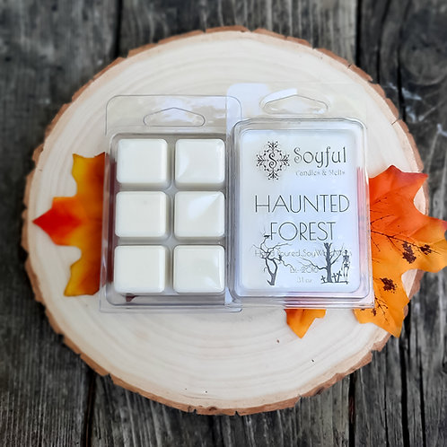 Haunted Forest Soy Melts