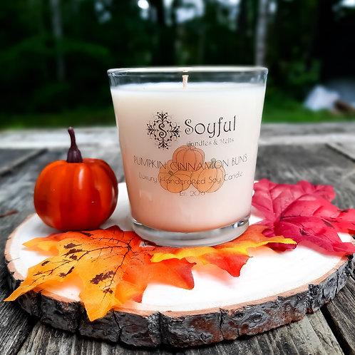 Pumpkin Cinnamon Buns Soy Candle 13 oz