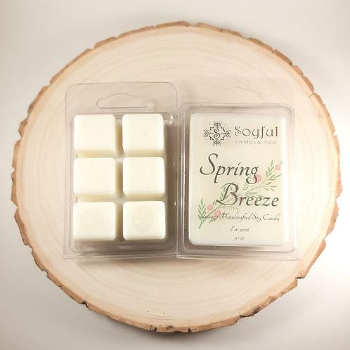 Spring Breeze Soy Melts
