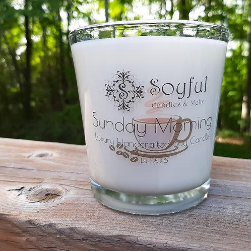 Sunday Morning Soy Candle 13 oz