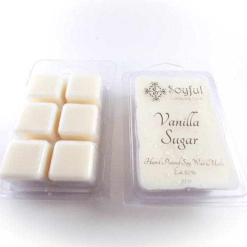 Vanilla Sugar Melts