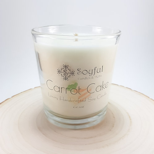 Carrot Cake Soy Candle 13 oz