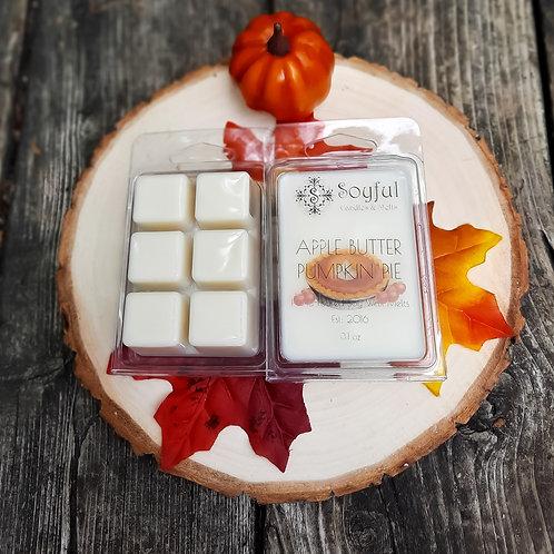Apple Butter Pumpkin Pie Soy Melts