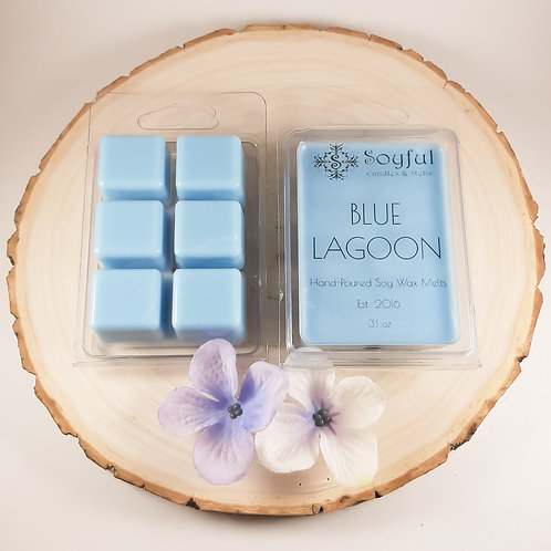 Blue Lagoon Melts