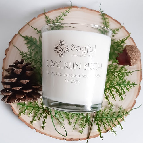 Cracklin Birch Soy Candle 13 oz