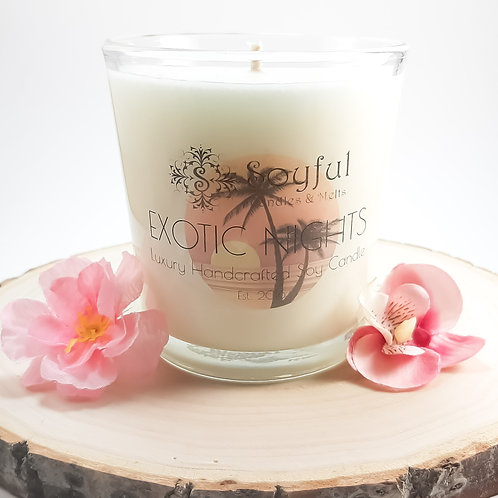 Exotic Nights Soy Candle 13 oz
