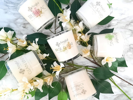 Top 12 Scented Soy Candles For Spring 2021