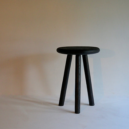 Sample Scorched Black Table - Small