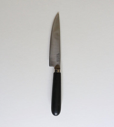 Cook's Knife with Ebony Handle