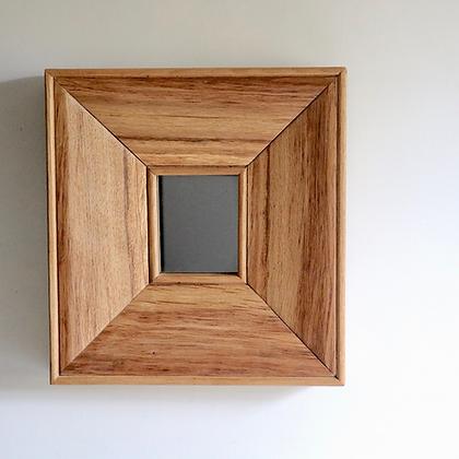 Mirror in Large Oak Frame