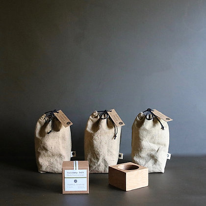 Salt + Pinch Pot Gift Bag